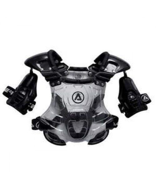 Черепаха ACERBIS Bomber JUNIOR N. clear/black детская
