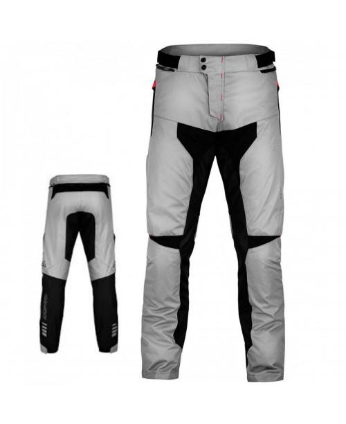 Штаны ACERBIS ADVENTURE цвет: серый/черный, размер :   S