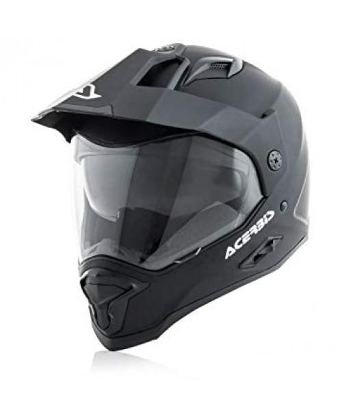 Шлем ACERBIS ATV REACTIVE, черный мат, разм:  M