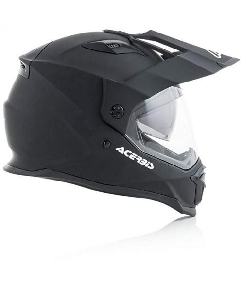 Шлем ACERBIS ATV REACTIVE, черный мат, разм: XL