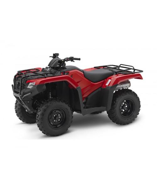 Квадроцикл Honda TRX420FM MANUAL SHIFT 4X4