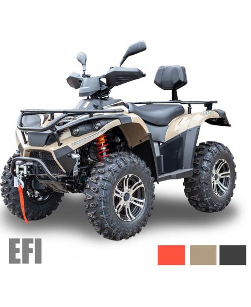 Квадроцикл LINHAI  400S 4X4 DRAGONFLY