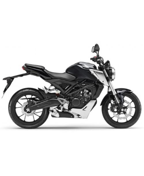 Мотоцикл Honda CB125R ABS