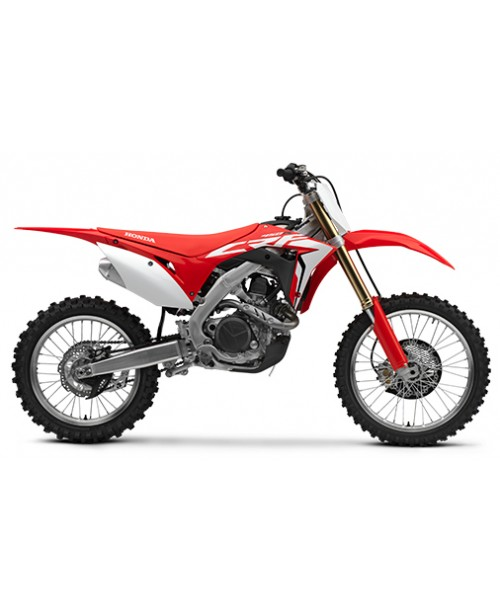 Мотоцикл Honda CRF450R
