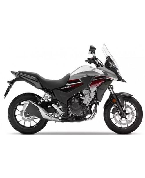 Мотоцикл Honda CB500X ABS