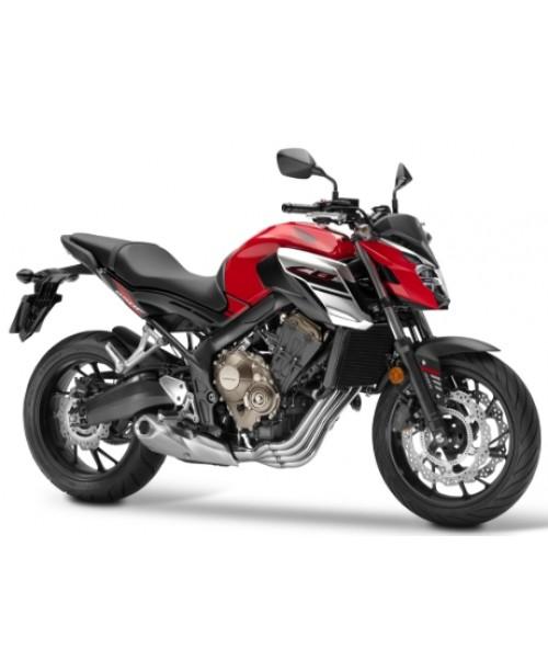 Мотоцикл Honda CB650F ABS