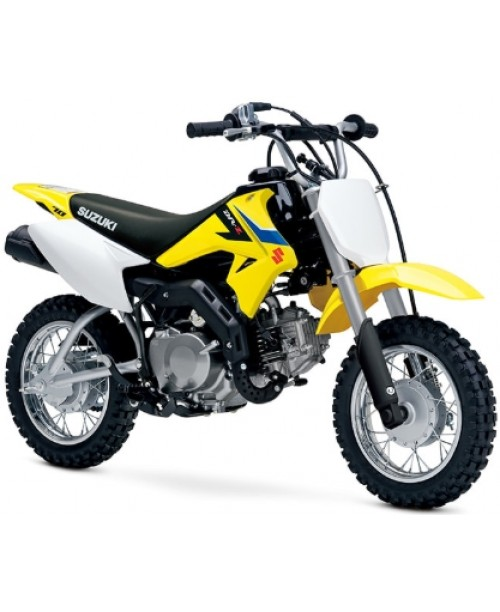 Мотоцикл Suzuki DR-Z 70 L8