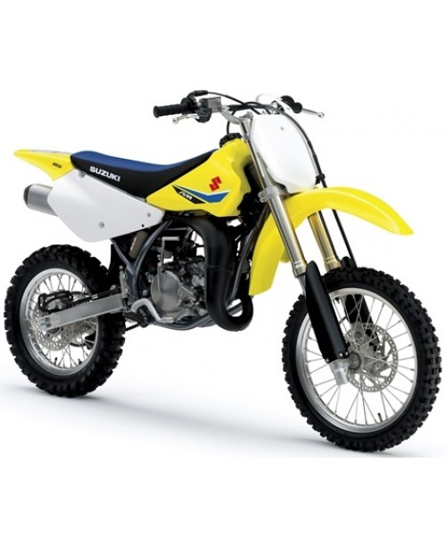 Мотоцикл Suzuki RM85 L8