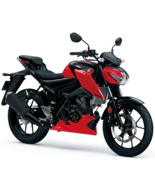 Мотоцикл Suzuki GSX-S 125 ABS L8