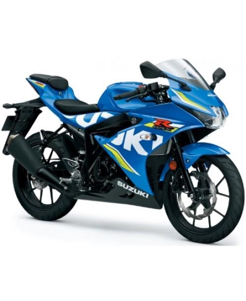 Мотоцикл Suzuki GSX-R 125 ABS L8