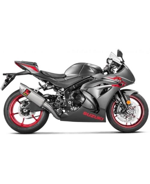 Мотоцикл Suzuki GSX-R 1000R ABS L8 Akrapovic