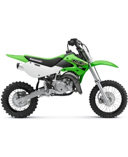Мотоцикл Kawasaki KX65