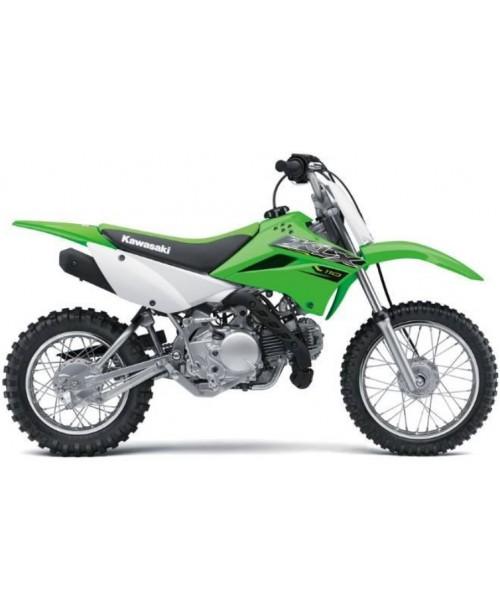 Мотоцикл Kawasaki KLX110