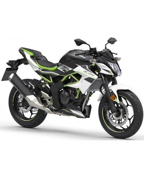 Мотоцикл Kawasaki Z125 ABS