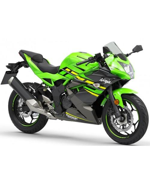Мотоцикл Kawasaki ZX125 Ninja ABS