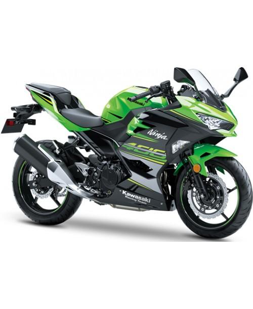 Мотоцикл Kawasaki ZX400 Ninja KRT Edition