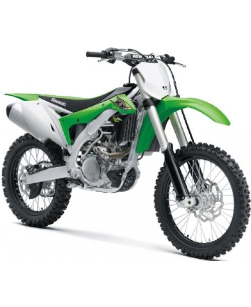 Мотоцикл Kawasaki KX450F