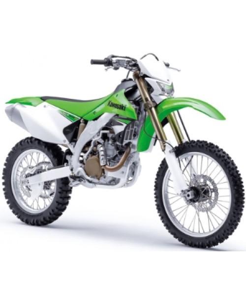Мотоцикл Kawasaki KLX450R