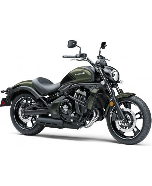 Мотоцикл Kawasaki VN650S Vulcan S Special Edition
