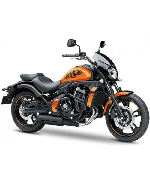 Мотоцикл Kawasaki VN650S Vulcan S Café