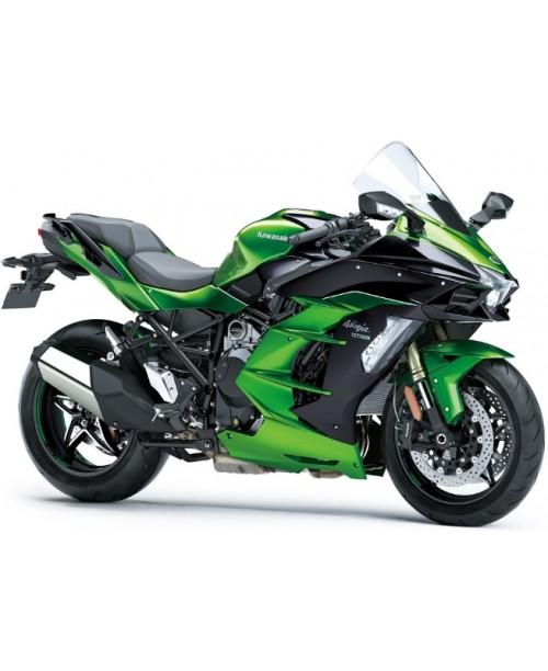Мотоцикл Kawasaki ZX10-R H2 SX