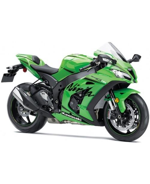 Мотоцикл Kawasaki ZX10-R SE