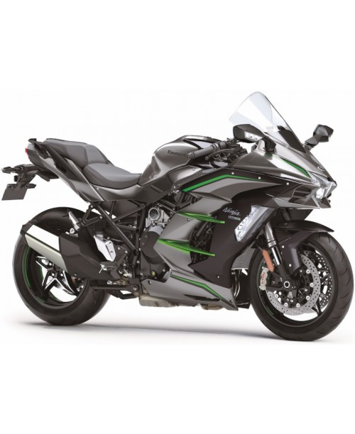 Мотоцикл Kawasaki ZX10-R Ninja H2 SX SE+
