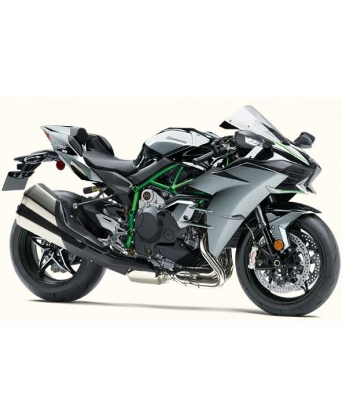 Мотоцикл Kawasaki ZX10-R NINJA H2