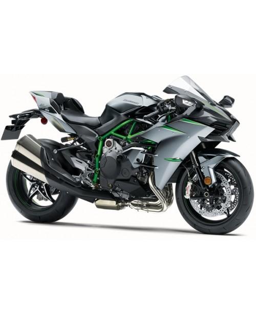 Мотоцикл Kawasaki ZX10-R Ninja H2 CARBON