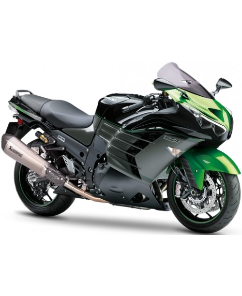 Мотоцикл Kawasaki ZZR1400 Performance Sport