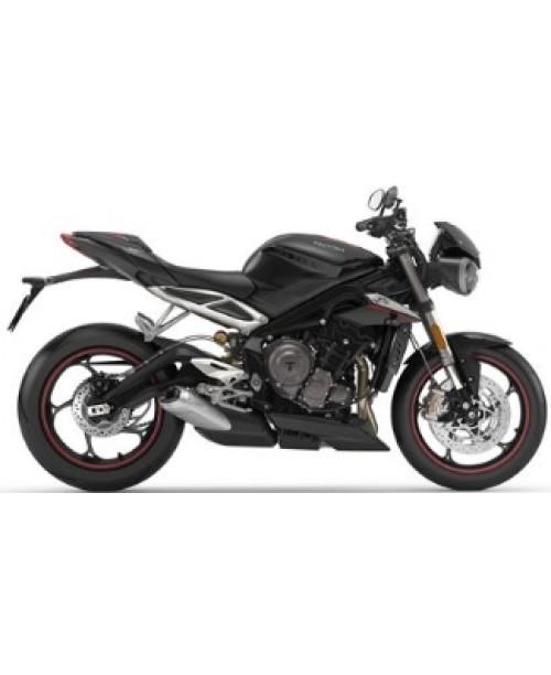 Мотоцикл Triumph Street Triple RS