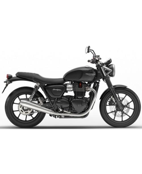Мотоцикл Triumph STREET TWIN