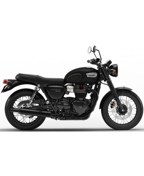 Мотоцикл Triumph Bonneville T100 Black