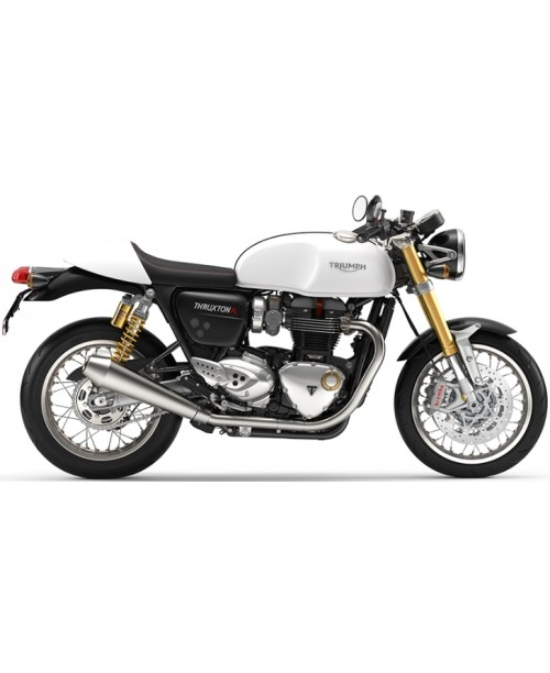 Мотоцикл Triumph Thruxton 1200