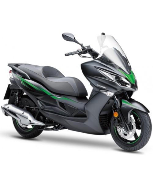 Скутер Kawasaki J125 ABS