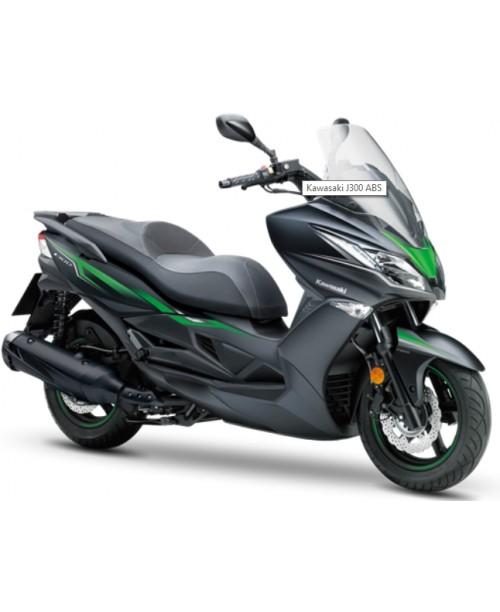 Скутер Kawasaki J300 ABS