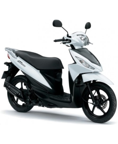 Скутер Suzuki UK110 ADDRESS L9