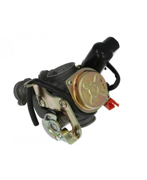 Карбюратор GY6 50/100cc  с ускорителем