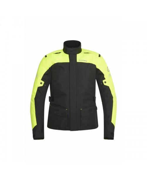 Куртка ACERBIS DISCOVERY FOREST,  Черн/Желтый, размер: