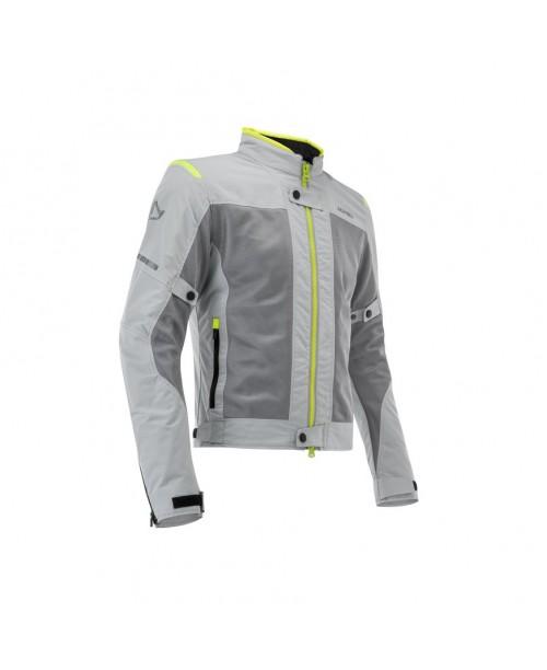 Куртка ACERBIS RAMSE VENTED 2.0  женская, цвет серо/желтый , размер L