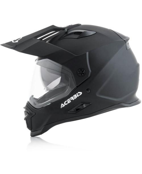 Шлем ACERBIS ATV REACTIVE, черный мат, разм: XXL
