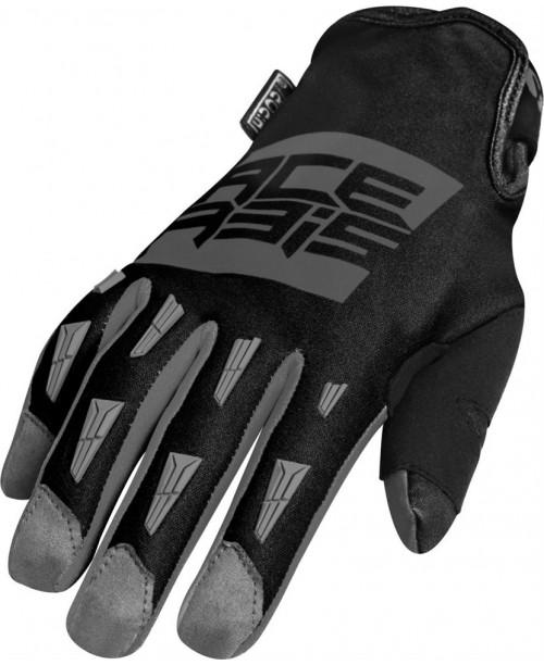 Перчатки ACERBIS X WP, цвет черн/серый, разм M