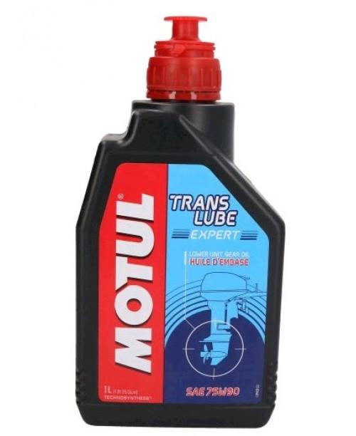 Трансмиссионное масло MOTUL TRANSLUBE EXPERT 75W90 1l