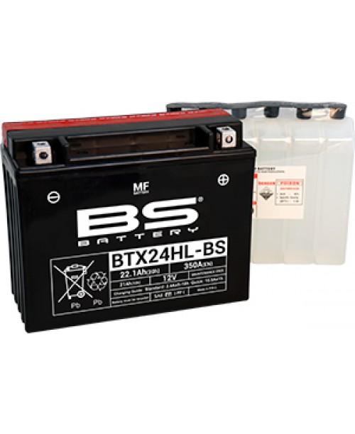 Аккумулятор YTX24HL-BS BS BATTERY BS-BTX24HL-BS