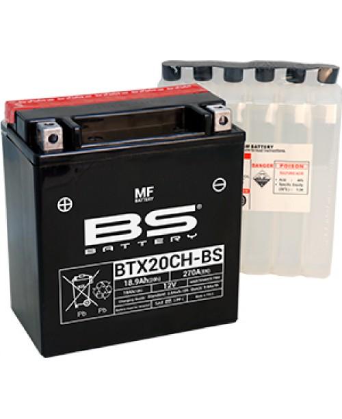 Аккумулятор YTX20CH-BS BS BATTERY BS-BTX20CH-BS
