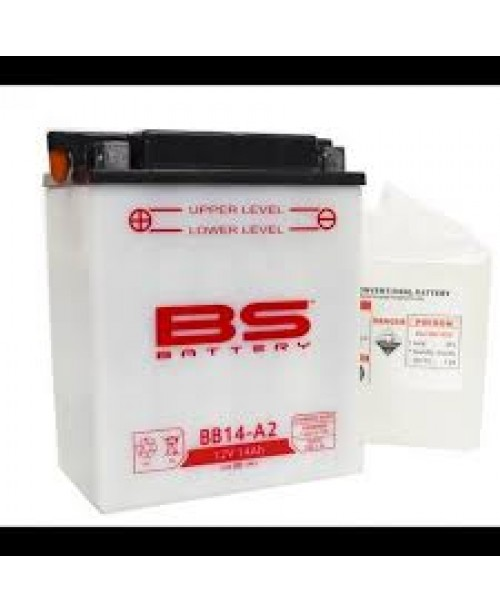 Аккумулятор YB14A-A2 BS BATTERY BS-BB14A-A2