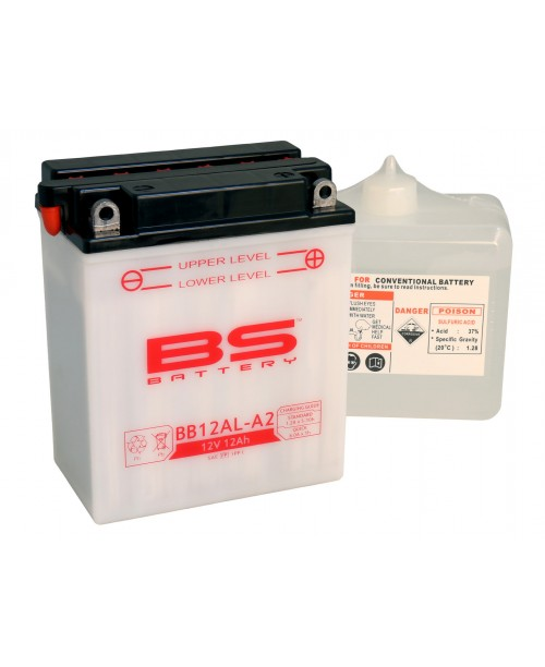 Аккумулятор YB12AL-A2 BS BATTERY BS-BB12AL-A2