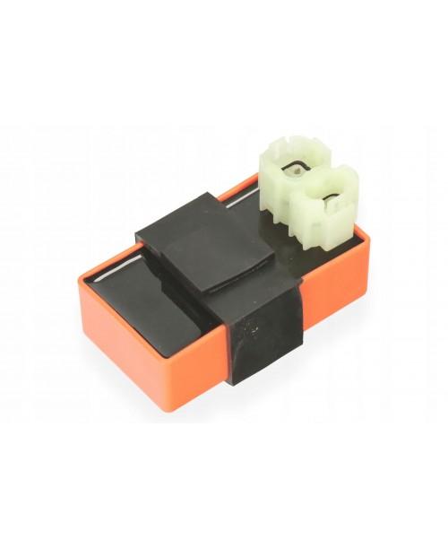 Коммутатор скутер GY6 125-150сс  4+2 конт перем ток