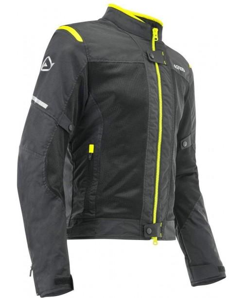 Куртка ACERBIS RAMSEY MY VENTED 2.0 N. BLACK/YELLOW XXXL
