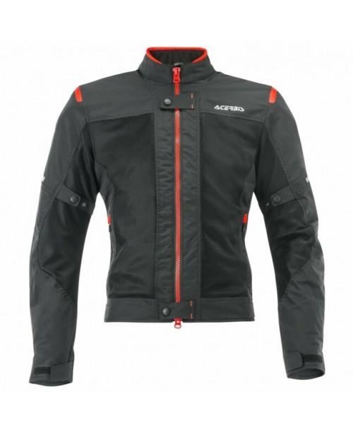 Куртка ACERBIS RAMSEY MY VENTED 2.0 N. BLACK/RED S